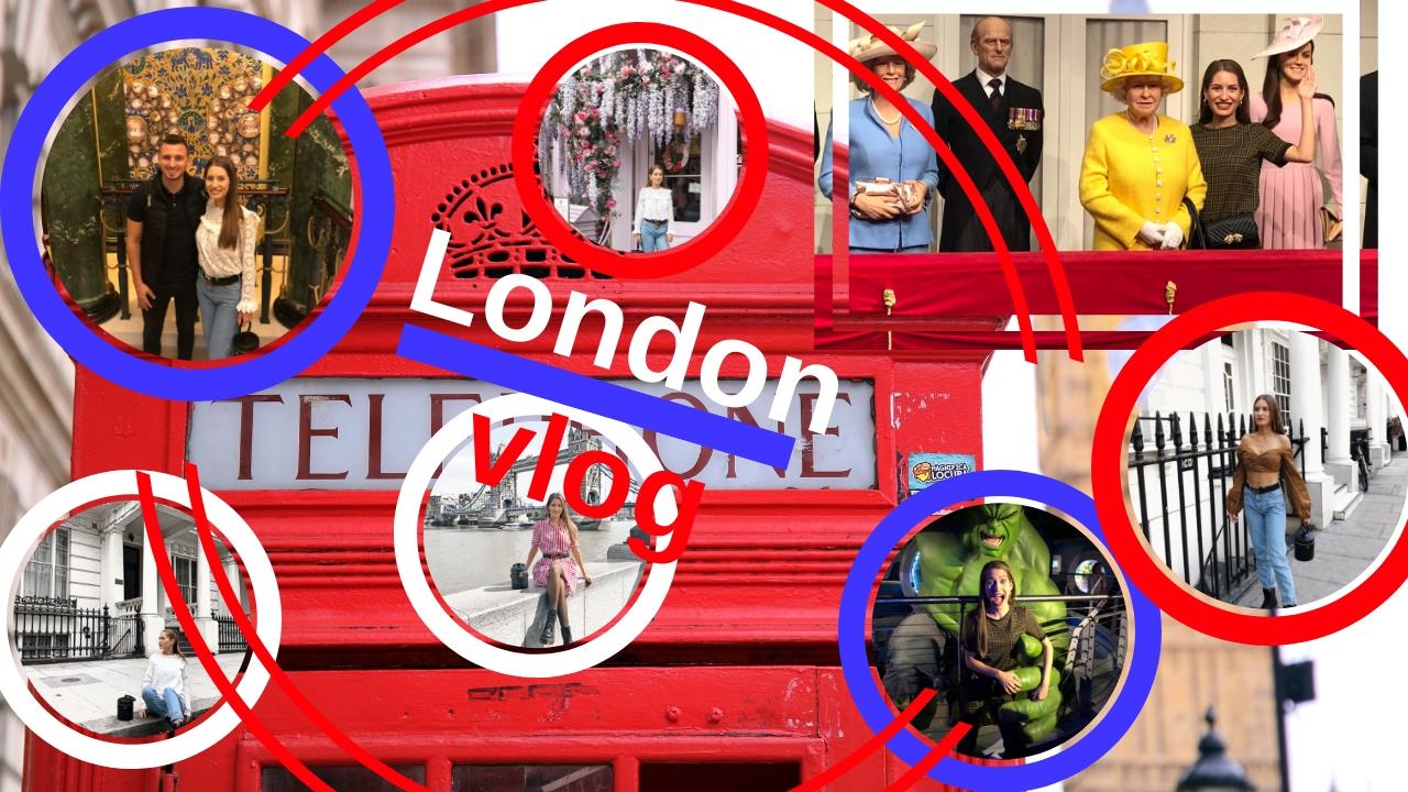 Minden, amit Londonról tudni szeretnél + London vlog