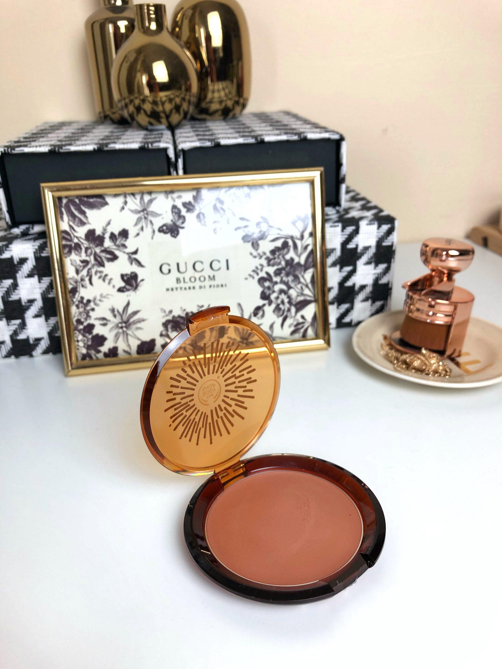 The body shop Honey bronze krémes bronzosító teszt