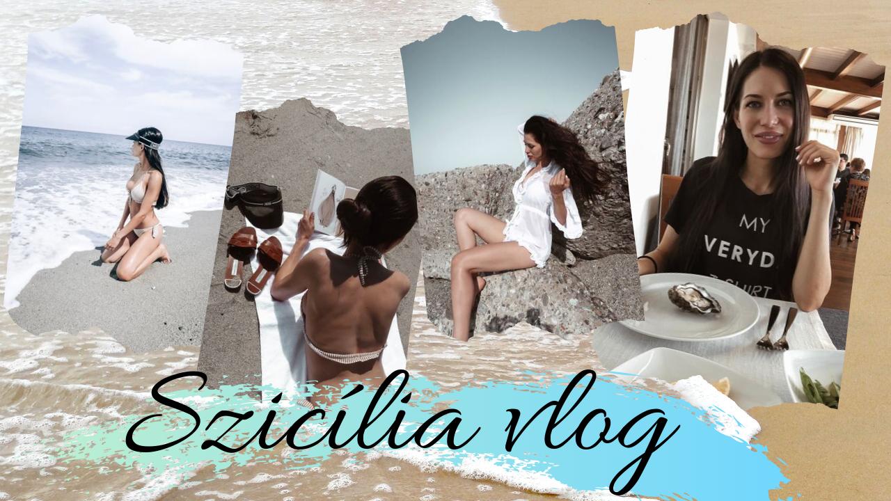 Szicília vlog