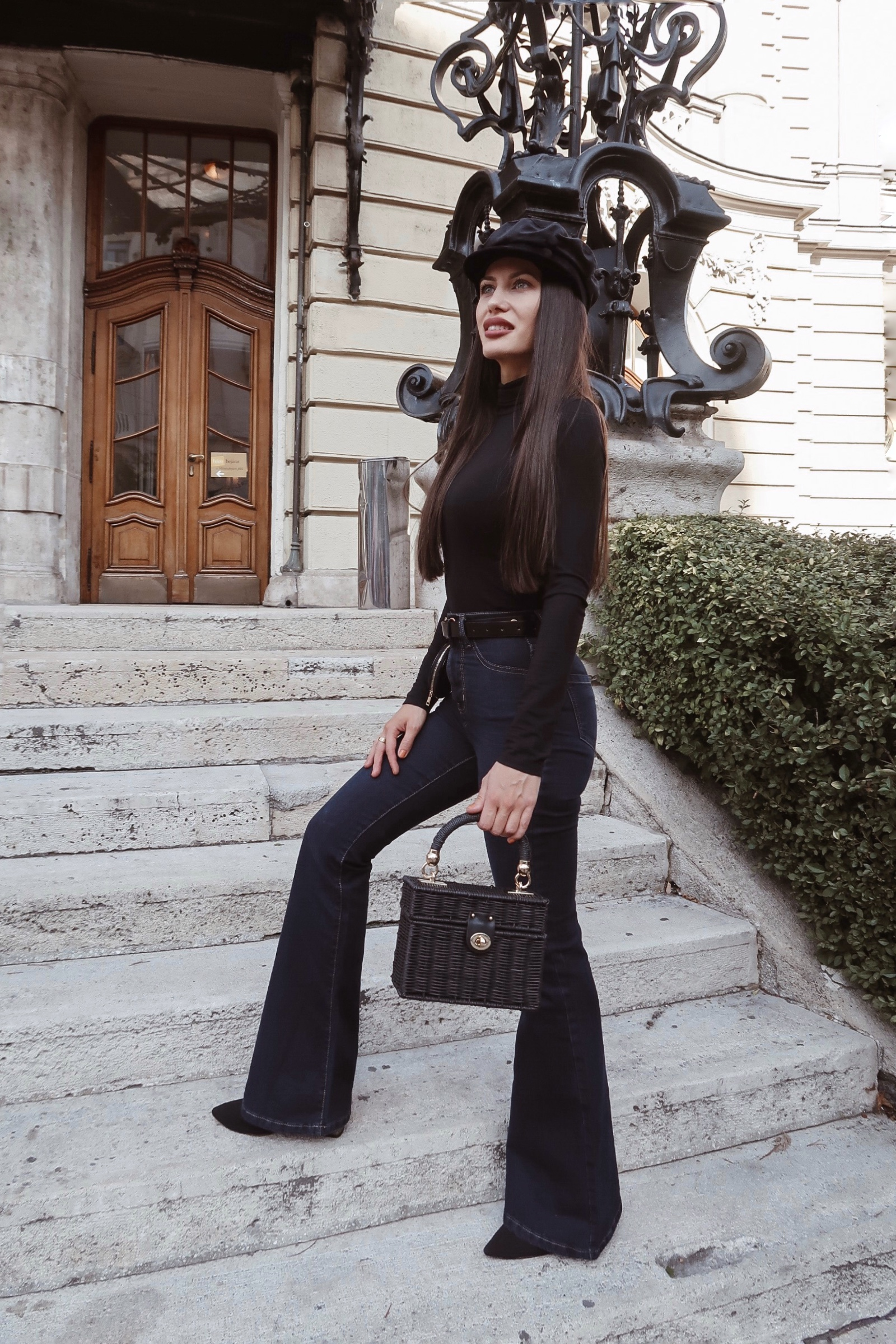 Back in style: Flare jeans